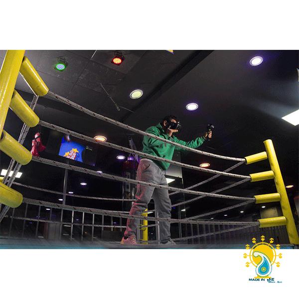 الواقع الافتراضي Boxing VR