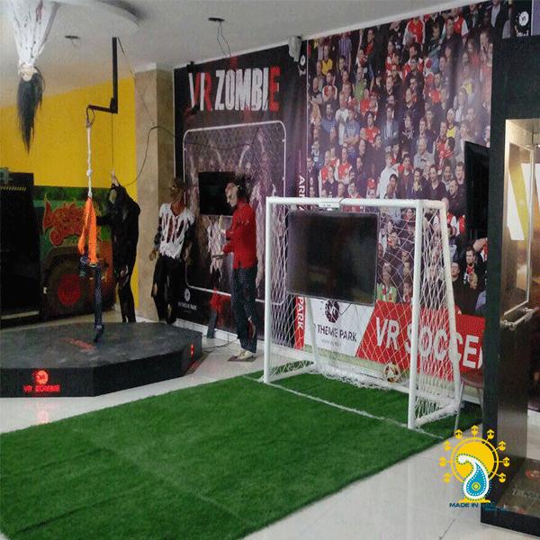 الواقع الافتراضي VR Soccer