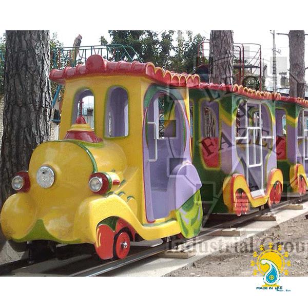 لعبة القطار الخيالي